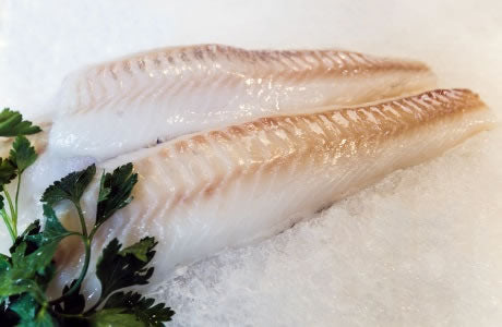 Whiting fillets x2