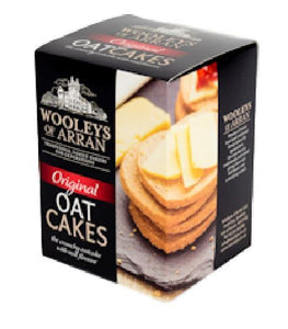 Wooley's of Arran Oatcakes