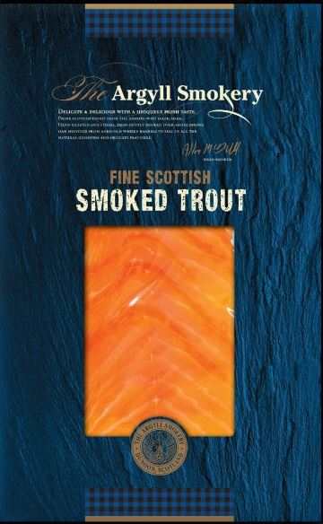 Argyll Smokery Smoked Trout