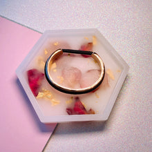Load image into Gallery viewer, Handmade Rose Petal Dish (Pre-Order Only)