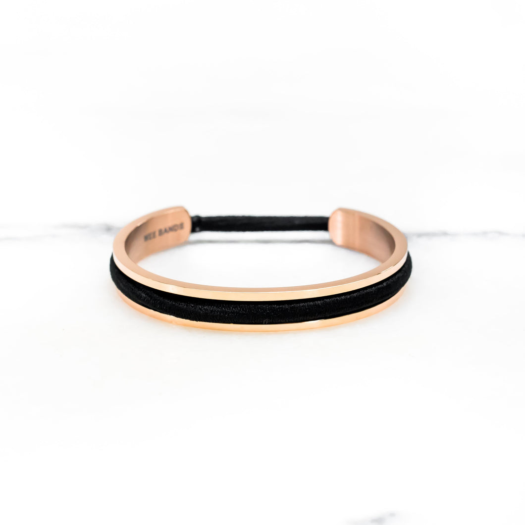Classic Wee Bands 18k Rose Gold