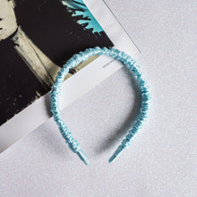 Load image into Gallery viewer, 100% Pure Mulberry Silk Hairbands