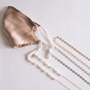 Mask Chains - Pearls