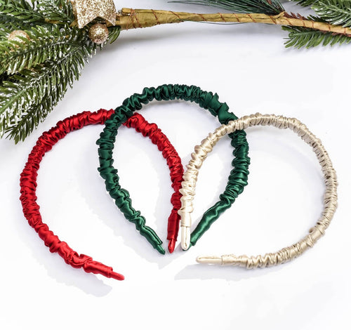 Wee Bands - Christmas Hairbands