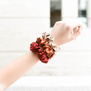 Wee Bands - Christmas Scrunchies