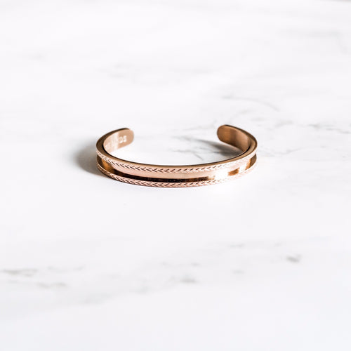 Wee Bands - Victory Rose Gold