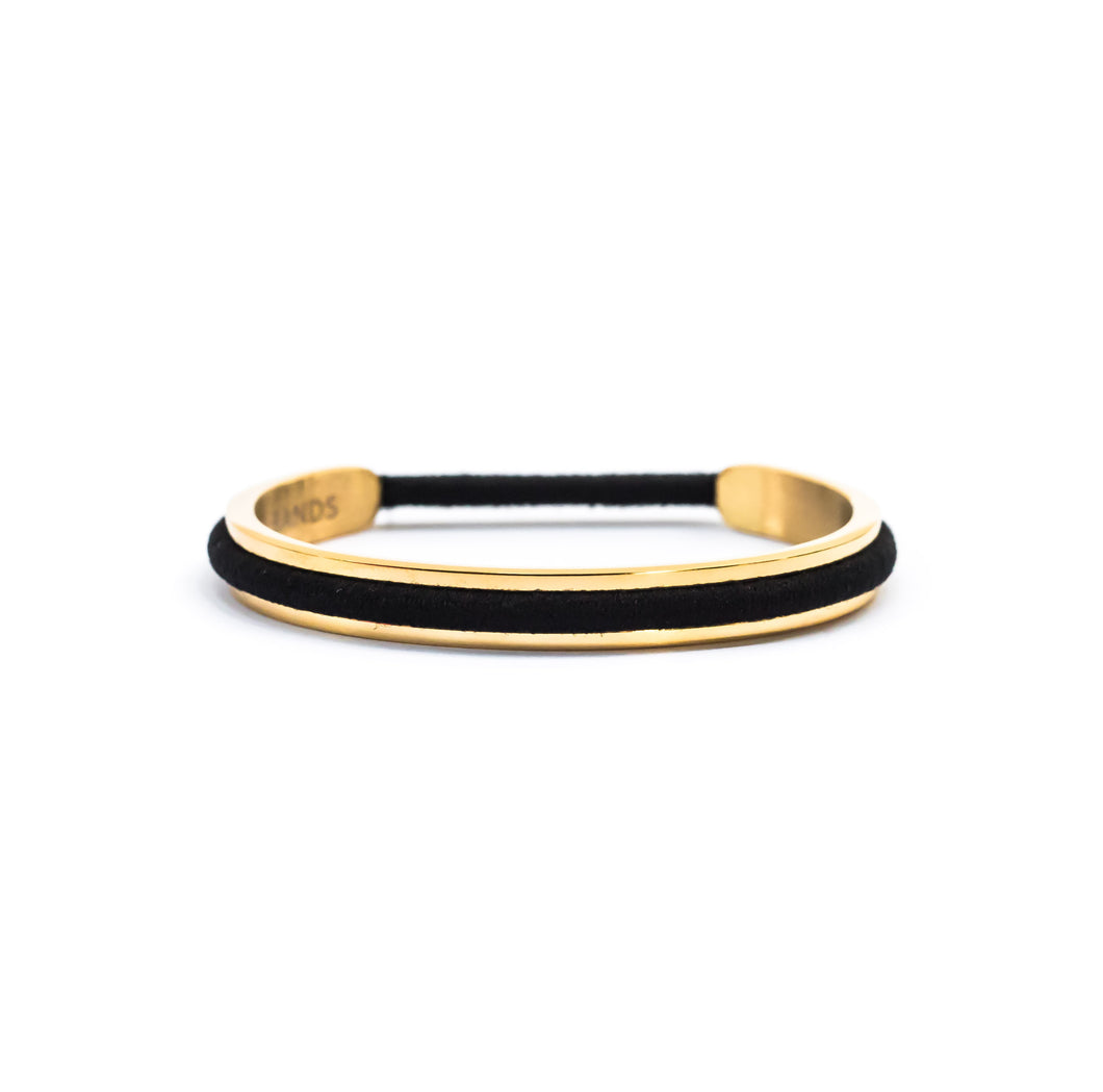 Classic Wee Bands 18k Gold