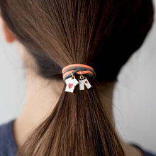Load image into Gallery viewer, Covid-19 Hair Ties