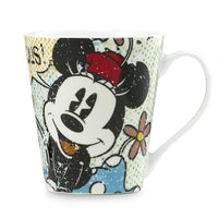 Mug Minnie con fumetto