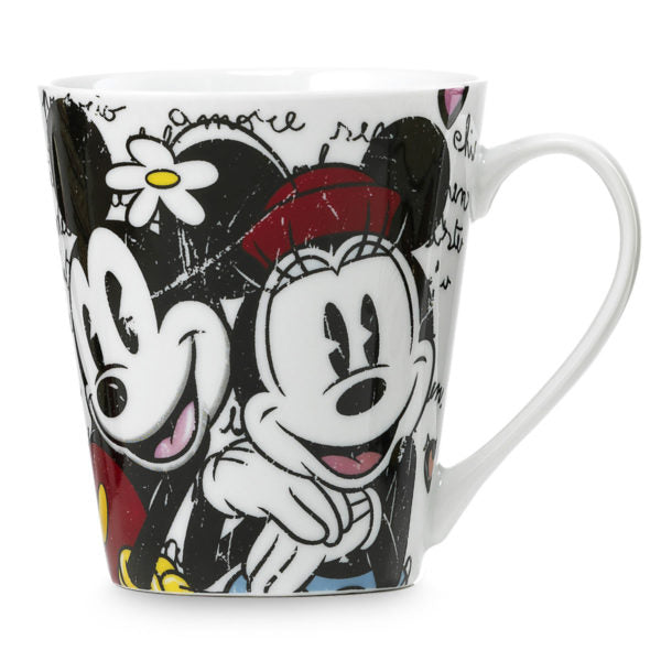 Mug Mickey e Minnie