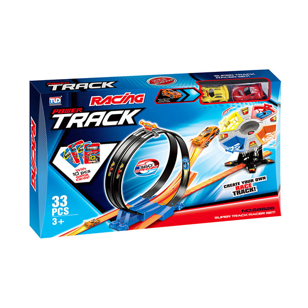 Pista de Autos Racing Power Track
