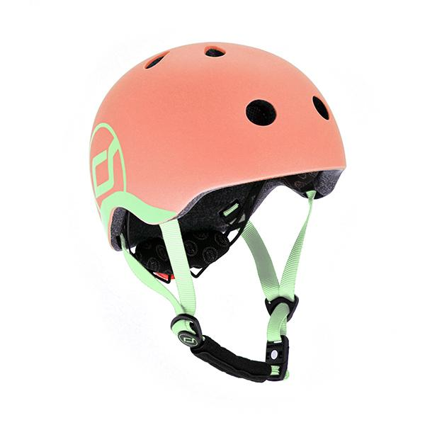 Casco Ajustable XXS-S Peach