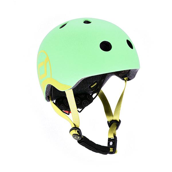 Casco Ajustable XXS-S Kiwi