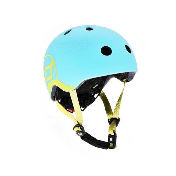 Casco Ajustable XXS-S Blueberry