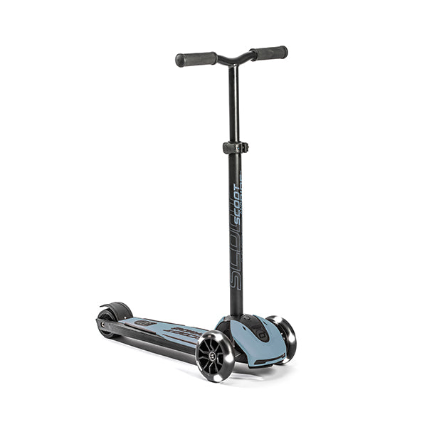 Scooter Highwaykick 5 Acero LED