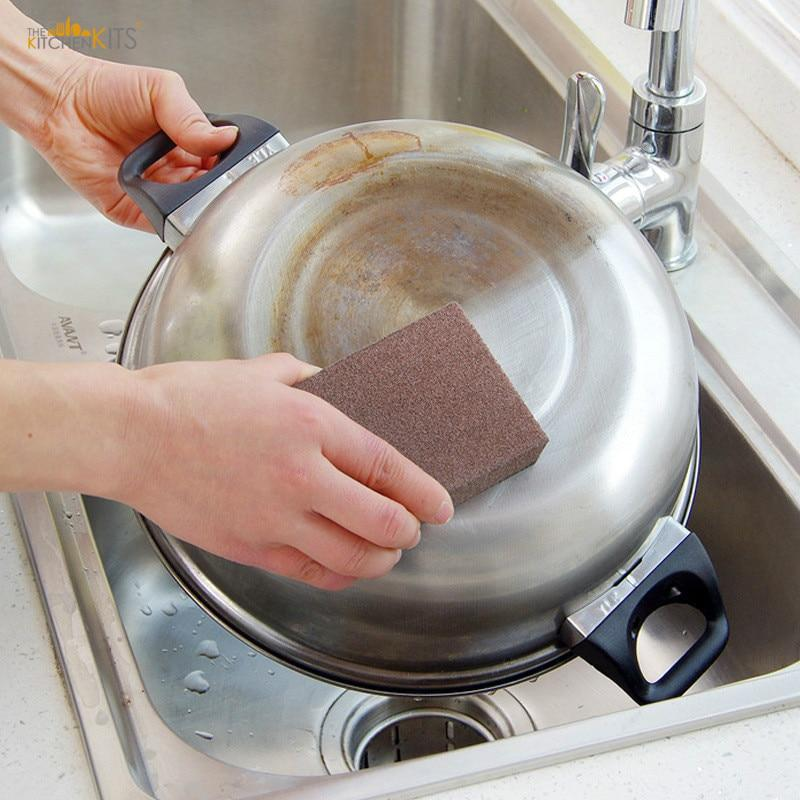 Magic Eraser Rust Cleaning Sponge-The KitchenKits
