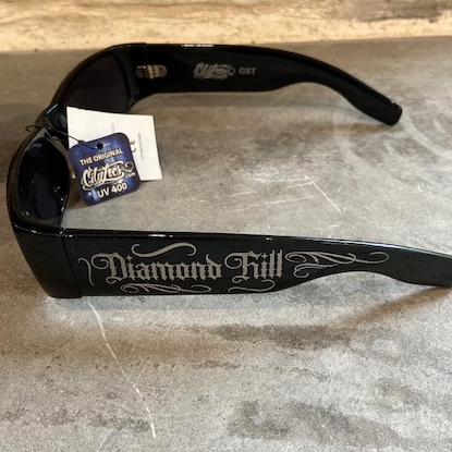 Diamond Hill Custom City Locs Shades
