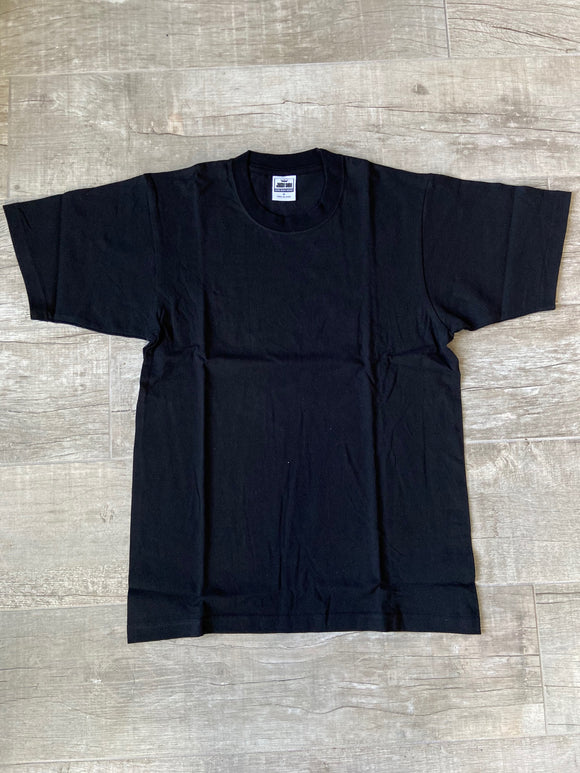 Johnson Tee Regular Black