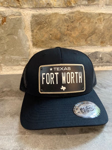 FORT WORTH Custom Trucker Cap
