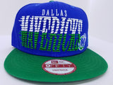 MAVERICKS SAILTIP SNAPBACK   NEW ERA CAP COMPANY