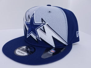 NFL DALLAS COWBOYS 1960 SIDELINE SNAPBACK   NEW ERA CAP COMPANY