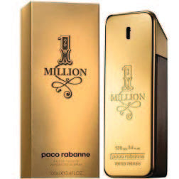 MILLION paco rabanne 3.4 fl oz