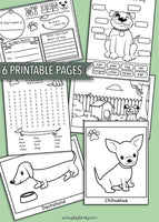 Dog Activity Pack