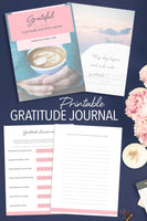 Gratitude Journal for Women