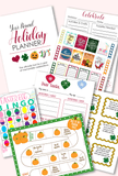 Year Round Holiday Planner