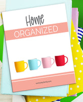Mom Life Organized January - December 2020
