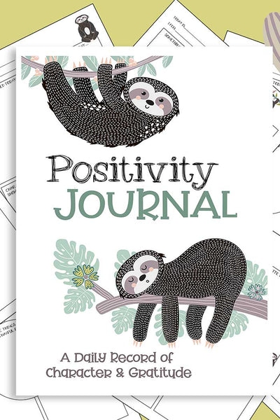 Positivity Journal for Kids