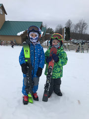 Doud Boys Skiing