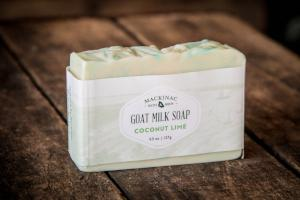 Mackinac Bath & Body | Goat Milk Soap