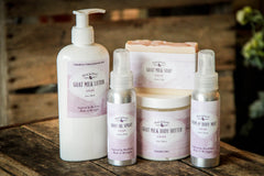 Mackinac Bath & Body | Goat Milk Lotion