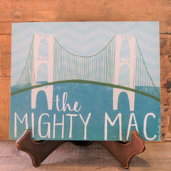 Polka Dot Mitten I Mighty Mac