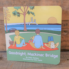 Book I Goodnight, Mackinac Bridge