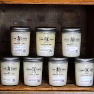 FH | Natural Soy Candles