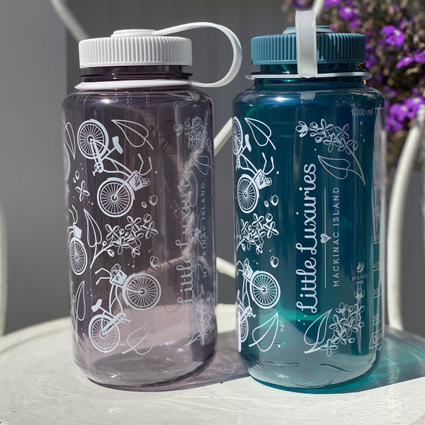 Little Luxuries Nalgene Water Bottle