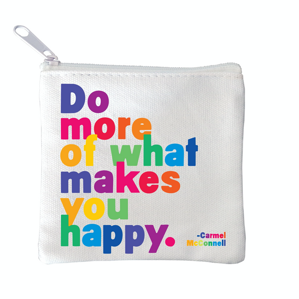 Do More of What Mini Pouch | Quotable