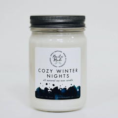 Cozy Winter Nights Candle