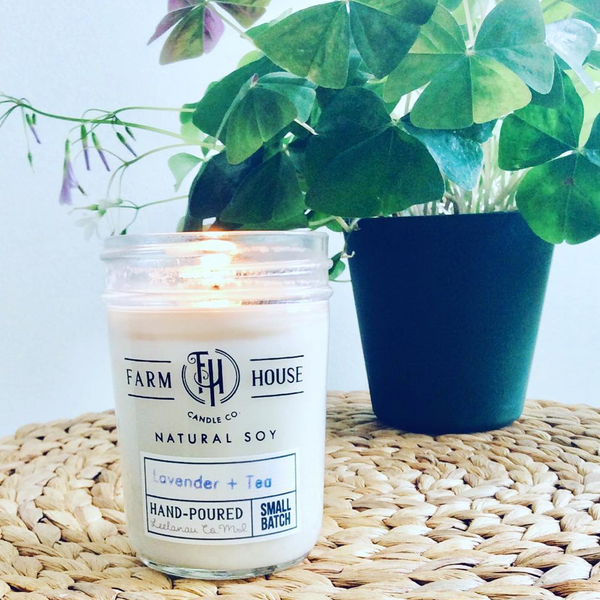 Farm House Candle Co. | Natural Soy Candles