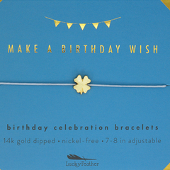 Birthday Celebration Bracelet