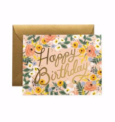 Rifle Paper Co. | Birthday Card