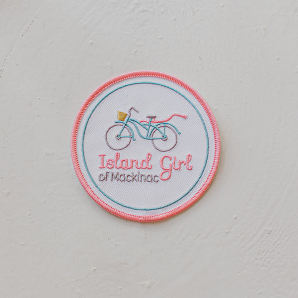 Island Girl Patch