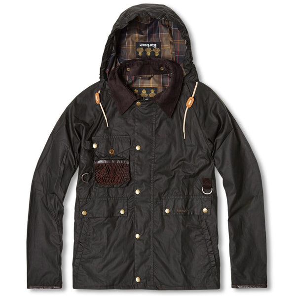 Heritage Fishing Standen Jacket