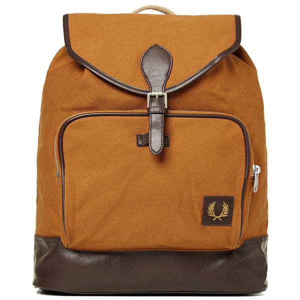 Fred Perry Classic Canvas Rucksack