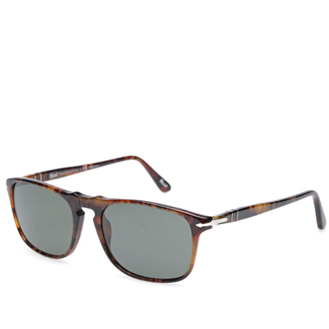 Square Framed Polarised Aviator Sunglasses
