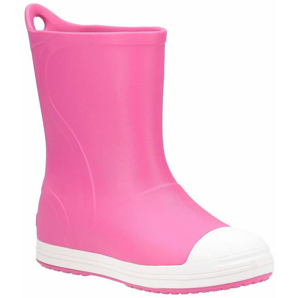 Crocs Bump It Waterproof Pull on Rainboot