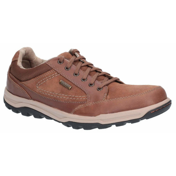 Rockport Trail Technique Waterproof Lace up Trail Shoe