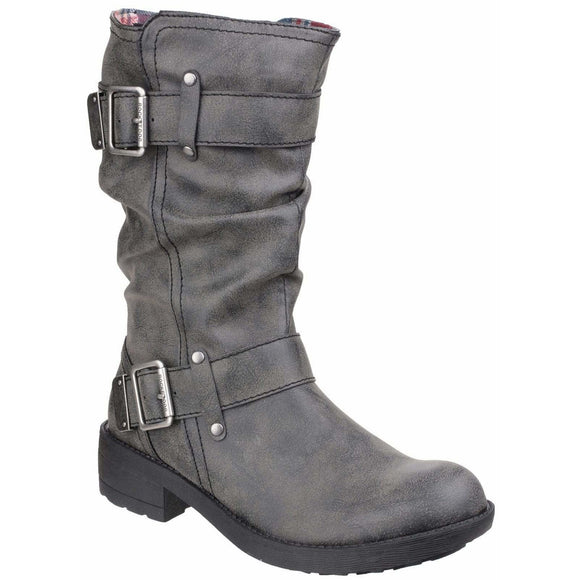 Rocket Dog Trumble Biker Boot